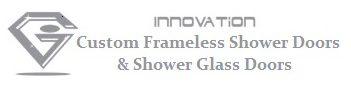 innovation-custom-frameless-shower-doors-logo